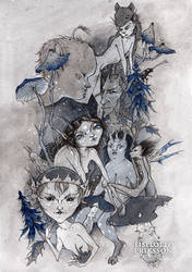 Blues by liselotte-eriksson
