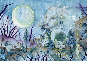 Moonlight by liselotte-eriksson