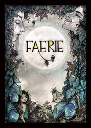 FAERIE booklet cover by liselotte-eriksson