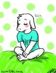Baby Asriel