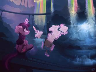 TwilightSparkleCD by freeedon