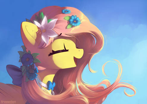 Fluttershy's song