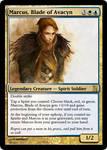 Marcus, Blade of Avacyn