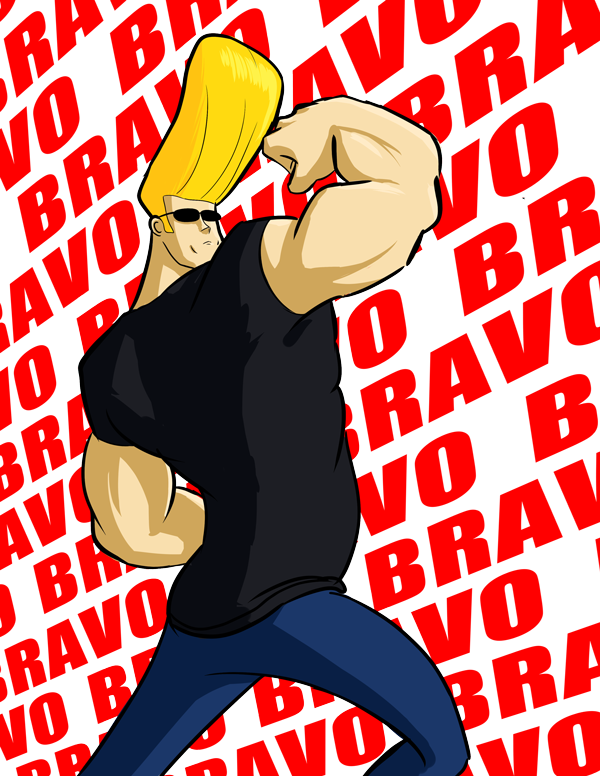 quickpaint: Bravo by jtraveller