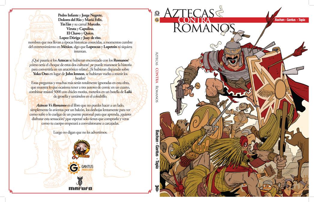 Aztecas-Portada-forro by jtraveller