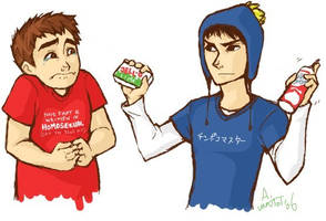 South Park: Jell-O by ALLIS0N