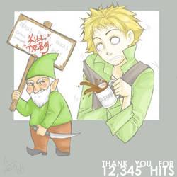 South Park: Underpants Gnomes by ALLIS0N