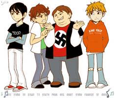 South Park: The Boys by ALLIS0N