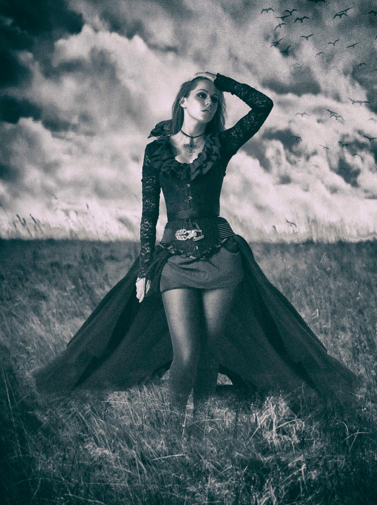 Crow Queen by Bryanenrique123