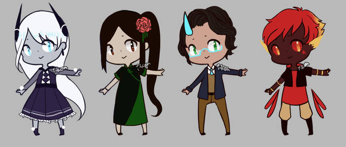 ADOPTS // OPEN