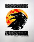 Raven 4 by pierzyna