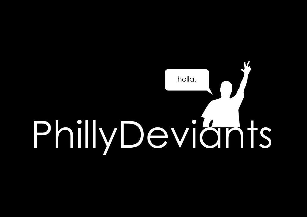 PhillyDeviants T-Shirt - bg by bornghost
