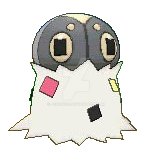 pokemon spewpa 3d sprite