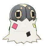 pokemon spewpa 3d sprite by Jenske05
