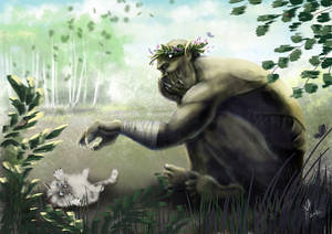 Orcs like cats, too