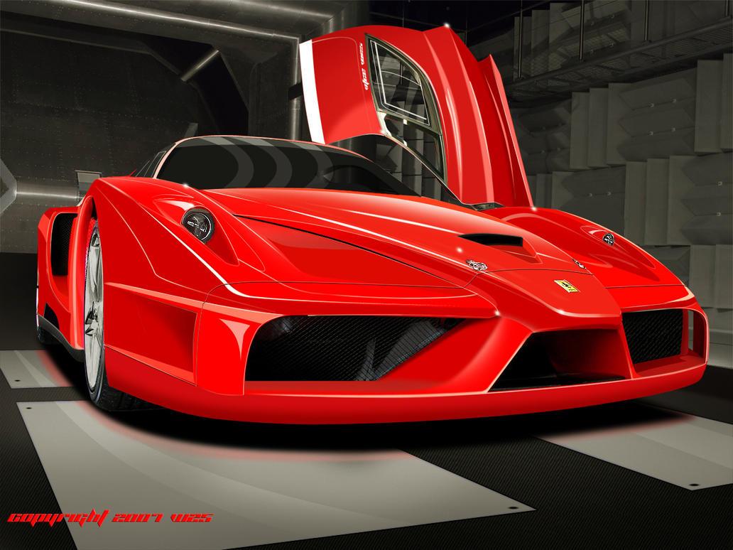 Ferrari enzo fxx by w25 on deviantart ferrari enzo fxx by w25 vanachro Image collections