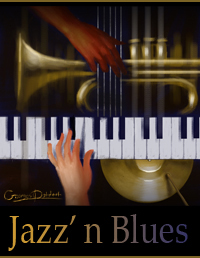 Jazz-N-Blues by georges-dahdouh