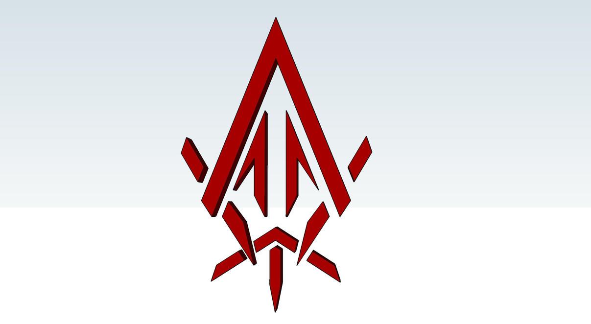 futuristic assassin 39 s creed logo by someguysname on deviantart. Black Bedroom Furniture Sets. Home Design Ideas