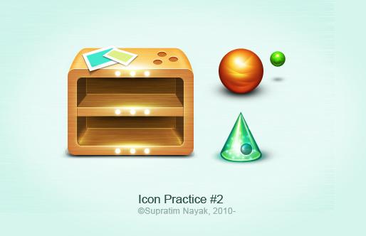 Icon practice by HYDRATTZ
