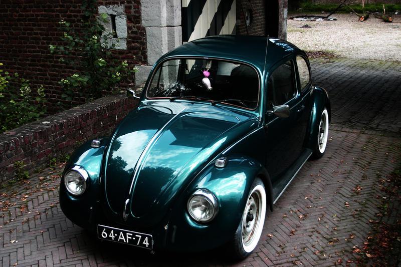 My '73 VW Beetle 1300 by Dioxje on DeviantArt