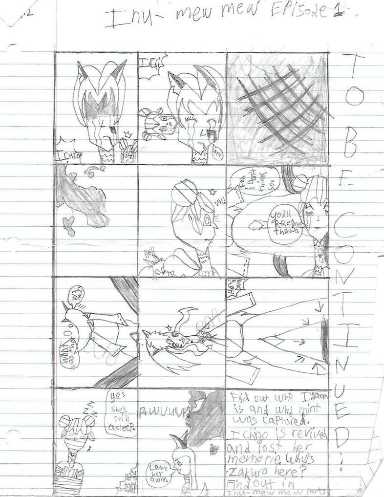 Inu-Mew Mew Pg. 2 by Crazywolfgirl111