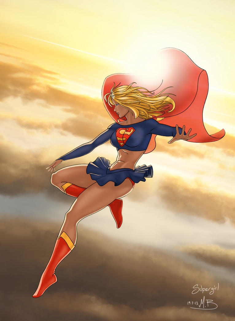 Supergirl by matt-bryan