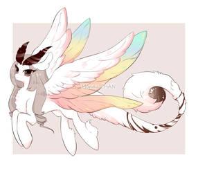 Dragonfly Pony Design [CLOSED] by monnychanArt