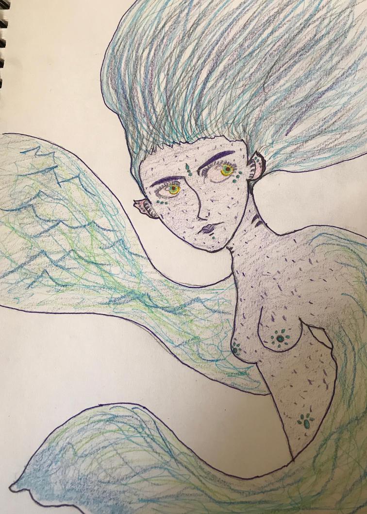 Mermaid by raimuouji