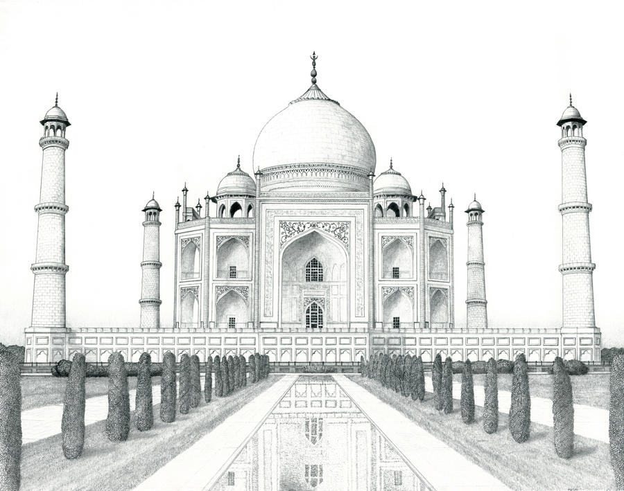 Historical buildings in india essay