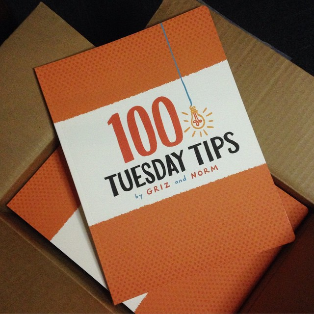 100 Tuesday Tips by puddlefisherstudio