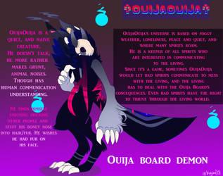 About OUIJAOUIJA by Inkgay