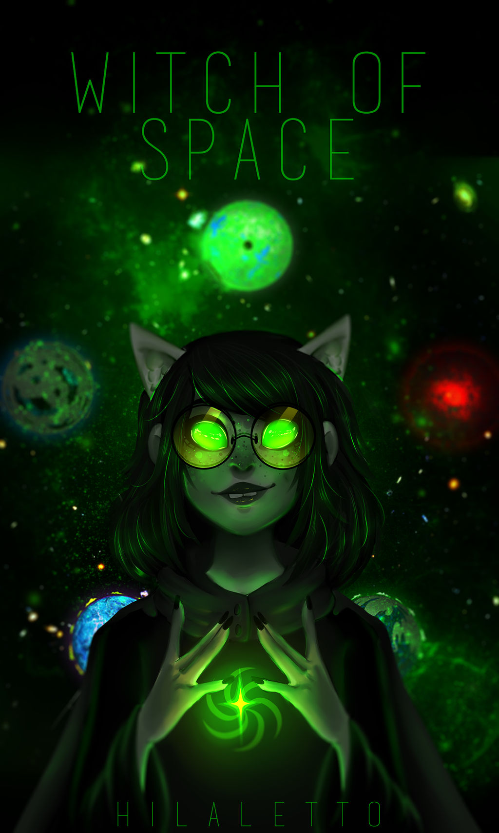 Witch of Space - HOMESTUCK