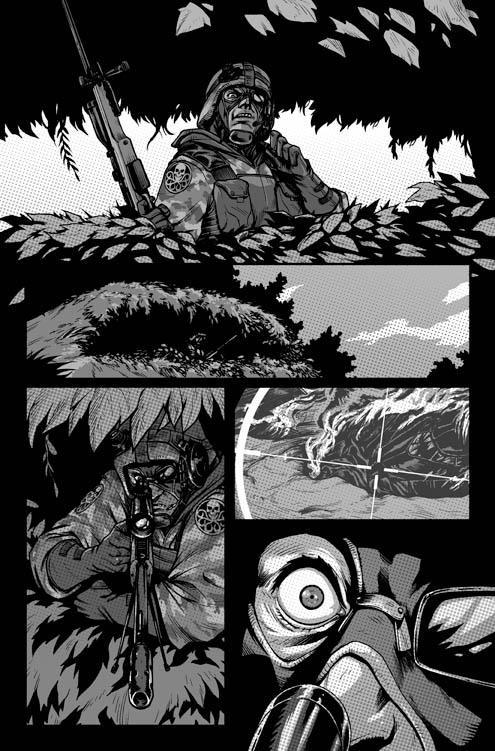RAMPAGING WOLVERINE_page04 by Santolouco