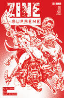 Zine Supreme_cover by Santolouco
