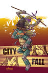 TMNT#26: City Fall_cover