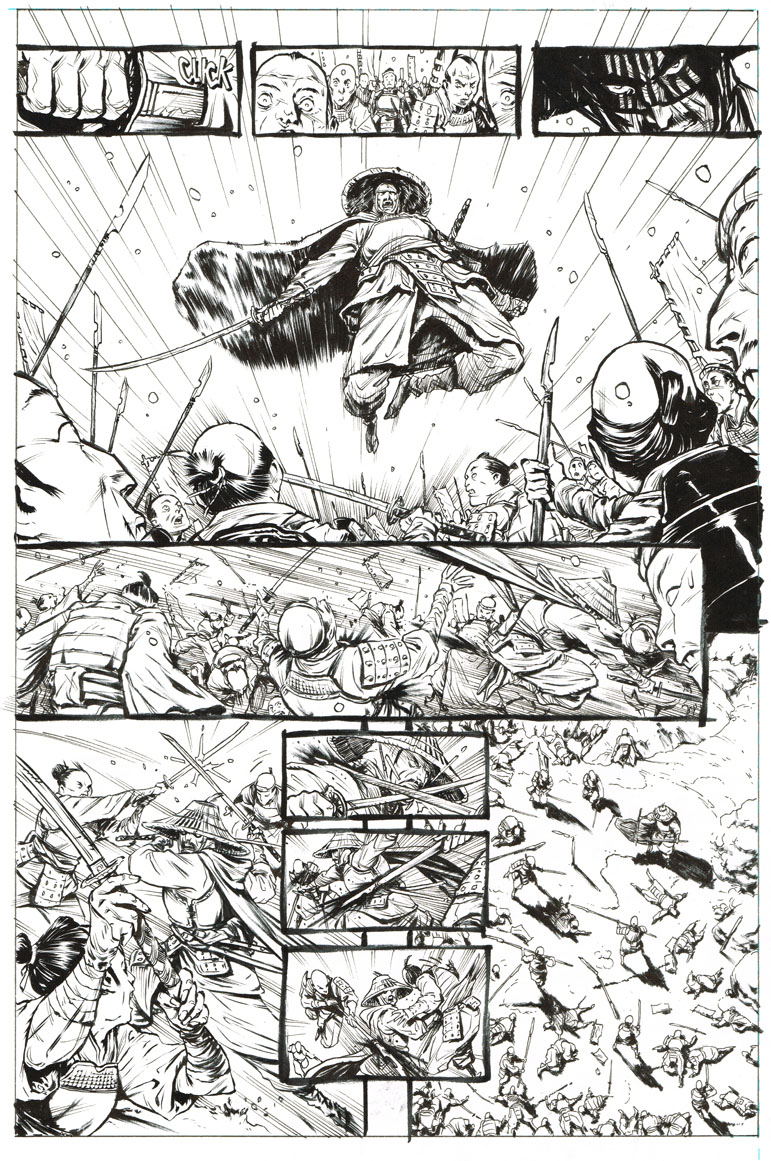 TMNT_Secret History of the Foot Clan#01_02 by Santolouco