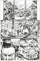 TMNT_Secret History of the Foot Clan#01_10 by Santolouco
