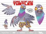 Pigeon Pete_TMNT_Design