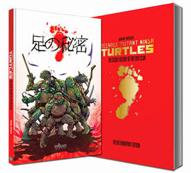 TMNT - Secret History of the Foot - Deluxe Edition