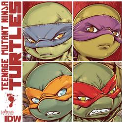 IDW TMNT