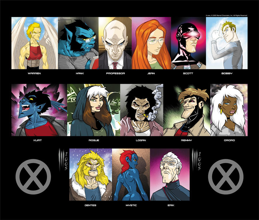 X-Family by Santolouco