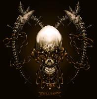 VIC - Megadeth Design Contest by Santolouco