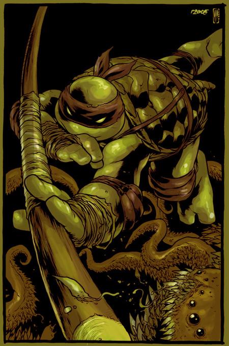 Donatello by Santolouco