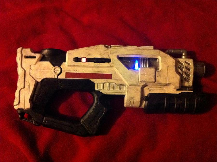 N-1A sub machine-gun Nerf mod by Doctor-Roberty