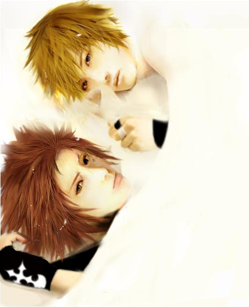 KH II - Innocence by yumix