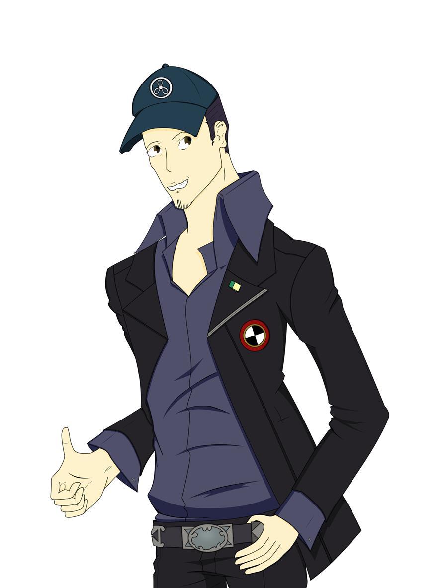 Person 3 hordozható társkereső junpei
