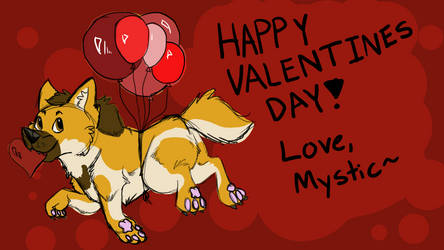 Valentines day by UnDeAdCharizard
