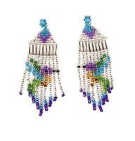 Hummingbird Earrings by PaulaJean61