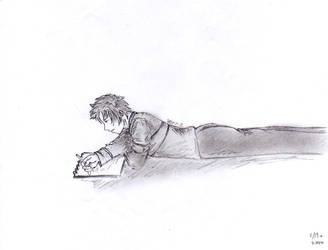 Sketching by seiftis