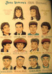John Deacon's Hair History